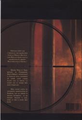 Verso de Le temps d'un tango -11- Artbook Livre 1-1