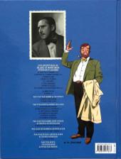 Verso de Blake et Mortimer (Les Aventures de) -3d2019- Le Secret de l'Espadon - Tome 3