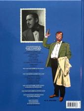Verso de Blake et Mortimer (Les Aventures de) -2d2019- Le secret de l'Espadon - Tome 2