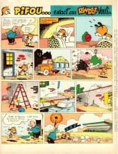 Verso de Vaillant (le journal le plus captivant) -993- Vaillant