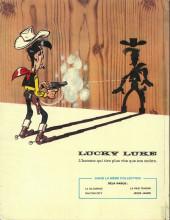 Verso de Lucky Luke -34a1969- Dalton city