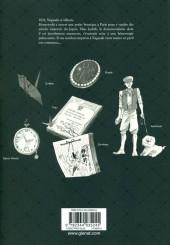 Verso de La lanterne de Nyx -4- Tome 4