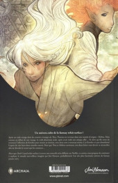 Verso de Dark Crystal (The Power of the) -3- Tome 3
