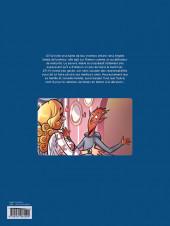 Verso de Ange et Démon -3- Paradis