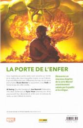 Verso de Immortal Hulk -3- Ce monde, notre enfer