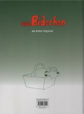Verso de Les bidochon (en langues régionales) -10Creol- Messié-Madame Bidochon dann zot lauto