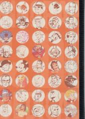 Verso de (DOC) (biographies, entretiens...) - Biographies & Dédicaces - Les grands auteurs de la bande dessinée américaine Volume 1