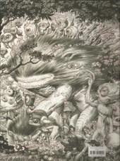 Verso de (AUT) Manoukian - Zoologia, le Bestiaire fantastique de Stan Manoukian