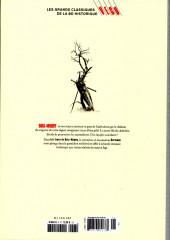 Verso de Les grands Classiques de la BD Historique Vécu - La Collection -7- Les Tours de Bois-Maury - Tome II : Éloïse de Montgri