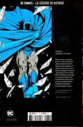 Verso de DC Comics - La légende de Batman -6018- Les morts et les vivants