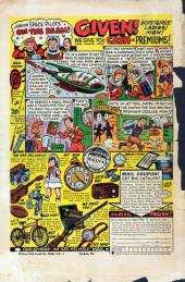 Verso de A Date with Millie Vol.1 (Marvel - 1956) -3- (sans titre)