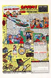 Verso de A Date with Millie Vol.1 (Marvel - 1956) -4- (sans titre)