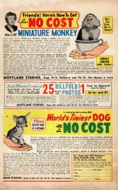 Verso de A Date with Millie Vol.1 (Marvel - 1956) -7- (sans titre)
