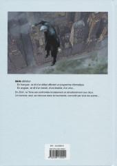Verso de Bug -1FL- Livre 1
