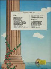 Verso de Alix -7a1983- Le Dernier Spartiate