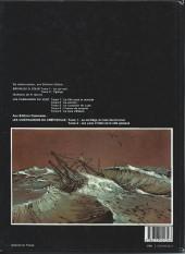 Verso de Les passagers du vent -1d1987- La fille sous la dunette