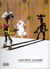 Verso de Lucky Luke -39c2004- Chasseur de primes