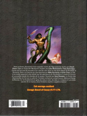 Verso de Savage Sword of Conan (The) - La Collection (Hachette) -57- Le puits des murmures