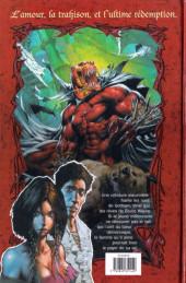 Verso de Batman - La tragédie du Démon - La tragédie du Démon