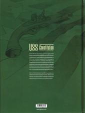 Verso de USS Constitution -1- La justice à terre est souvent pire qu'en mer