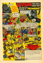 Verso de Rawhide Kid Vol.1 (Atlas/Marvel - 1955) -3- Rustlers!