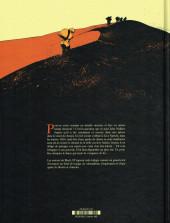 Verso de Le lion de Judah -1- Livre 1