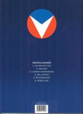 Verso de Michel Vaillant - Nouvelle saison -1a2018- Au nom du fils