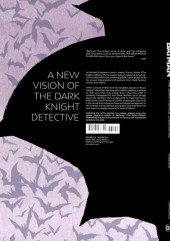 Verso de Batman : The Dark Prince Charming (2018) -Int- The dark prince charming