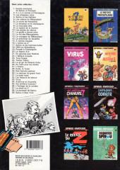 Verso de Spirou et Fantasio -15b1987- Z comme ZORGLUB