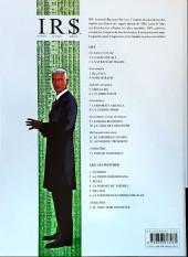 Verso de I.R.$. -1a2011- La voie fiscale
