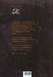 Verso de L'Île des morts -INTa- L'Ile des Morts