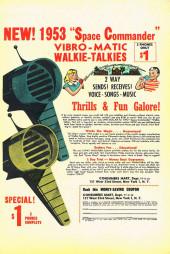 Verso de Uncanny Tales Vol.1 (Atlas - 1952) -10- The Man Who Came Back to Life!