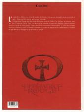 Verso de L'impératrice rouge -1- Le sang de Saint-Bothrace