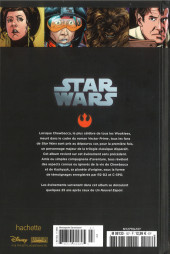Verso de Star Wars - Légendes - La Collection (Hachette) -10781- Nouvelle République - III. Chewbacca