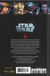 Verso de Star Wars - Légendes - La Collection (Hachette) -106100- Vector - Tome 2