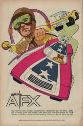 Verso de Shazam (DC comics - 1973) -1- The Original Captain Marvel