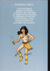 Verso de Capitaine Apache -INT2- Intégrale tome 2