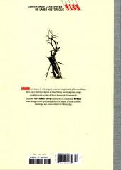 Verso de Les grands Classiques de la BD Historique Vécu - La Collection -8- Les Tours de Bois-Maury - Tome III : Germain