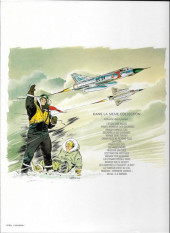 Verso de Tanguy et Laverdure -8c1981- Pirates du ciel