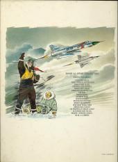 Verso de Tanguy et Laverdure -4c1979a- Escadrille des Cigognes