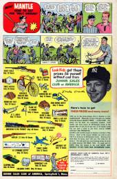 Verso de Rawhide Kid Vol.1 (Atlas/Marvel - 1955) -14- The Kid Fights Again!