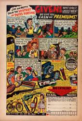 Verso de Mystery Tales (Atlas - 1952) -2- The Weirdest Tales Even Told