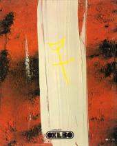 Verso de Les innommables (Premières maquettes) -1- Aventure en jaune