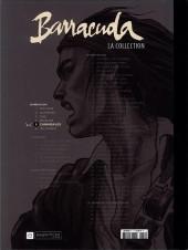 Verso de Barracuda (Eaglemoss) -5- Cannibales