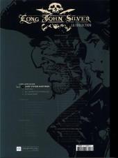 Verso de Long John Silver - La Collection (Eaglemoss) -1- Lady Vivian Hastings
