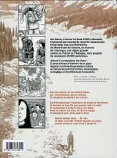 Verso de Payer la Terre - Payer la Terre - À la rencontre des premières nations des territoires du Nord-Ouest canadien