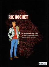 Verso de Ric Hochet (Les nouvelles enquêtes de) -4- Tombé pour la France