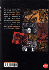 Verso de Freak Island -8- Tome 8