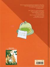 Verso de Un peu de tarte aux épinards -2- Les épinards sont éternels