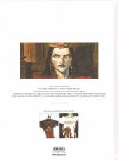 Verso de Macbeth Roi d'Écosse -2- Seconde partie : Le livre des fantômes